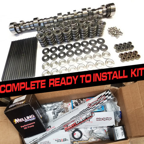 BTR Supercharger Ultimate Cam Kit