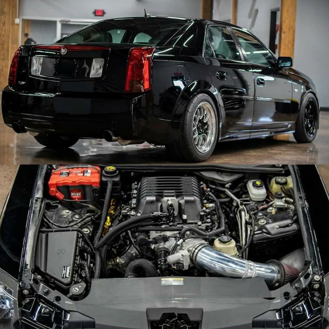40 40 CTS V LS40 SUPERCHARGER KIT   BoostDistrict