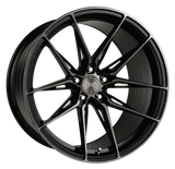 "Vertini 1.8 19/20"" Dual Black Wheels C8 Corvette 2020+"