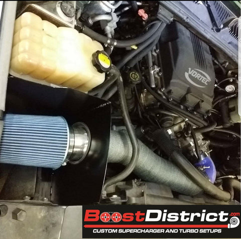 GM TRUCK (Cable Throttle Body) REMAN LSA SUPERCHARGER
