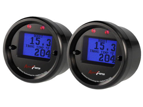 DUAL Aeroforce Interceptor PT- OBD2 Scan gauge