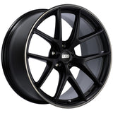 BBS CI-R Satin Black C8 Corvette 2020+ 19/20""