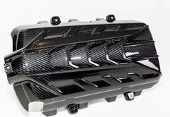 C8 CORVETTE Carbon Fiber Engine Cover