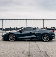 "OEM C8 CORVETTE ""Carbon Flash"" 5VM FULL Aero Kit"