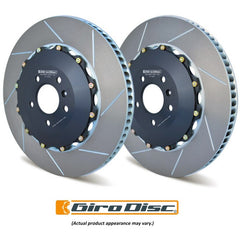 C8 Corvette Girodisc Brake Rotor Pair kit