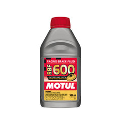 Motul RBF 600 1/2L Racing Brake Fluid DOT 4