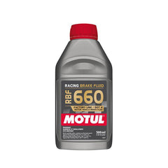 Motul RBF 660 1/2L HD Racing Brake Fluid DOT 4