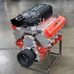 BoostDistrict 750HP/860HP HotRod Engine/Supercharger Package