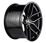 "Stance SF03 20/20"" Machined face Black Tint Wheels C8 Corvette 2020+"