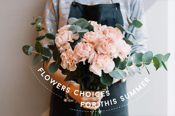 Flower Gift Ideas for this summer