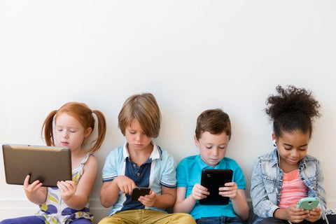 Person, <h1>7 Reasons Children's Screen Time Should Be Limited</h1>