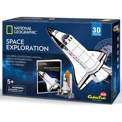 National Geographic | 3D Puzzle - Space Explo