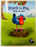Stuck in Poo Book