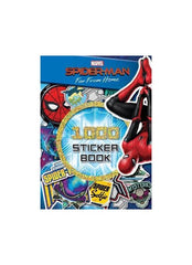 1000 Sticker Book Marvel Spider-Man Far From Home