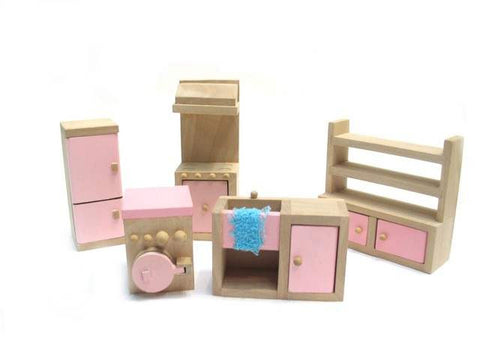 Dollshouse Furniture Set kitchen