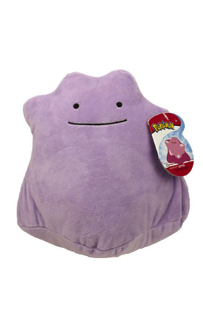 Ditto Pokémon plush