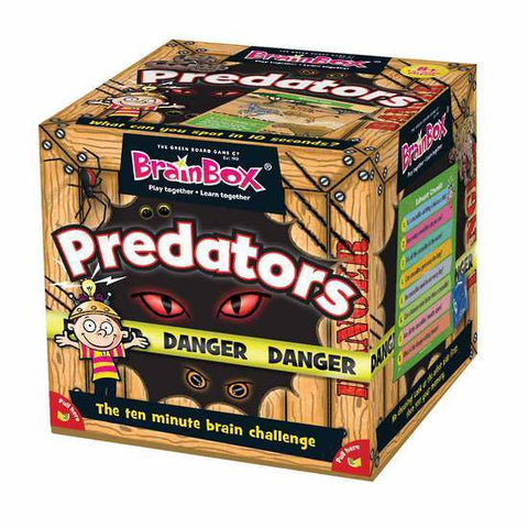 Predators BrainBox