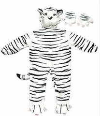 White  Tiger Costume
