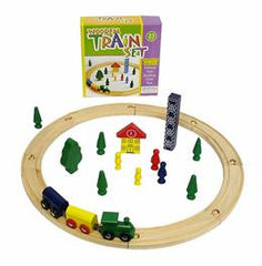 kidz-stuff-online - 23 piece train set