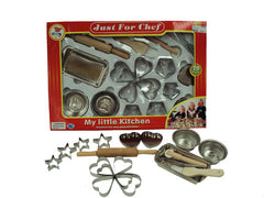 kidz-stuff-online - Stainless Steel Baking set