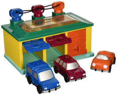 kidz-stuff-online - 3-Car Garage - Battat