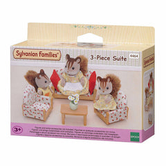 Sylvanian Families - 3 Piece Suite Set  #4464