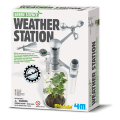 kidz-stuff-online - Green Science Weather Station 4M
