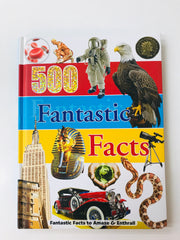 kidz-stuff-online - 500 Fantastic Facts