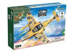 Banbao 8237 air jet fighter