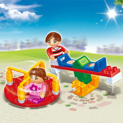 Banbao Gift Series See Saw - 8038