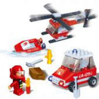 Fire fighting set Banbao 8129