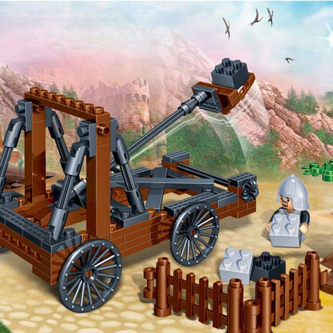 Banbao Black Sword Catapult - 8269