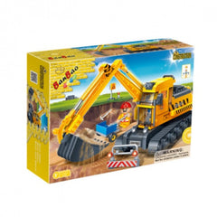 Excavator banbao blocks 8536