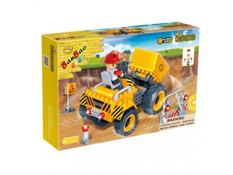 Mini Loader Truck Banbao 8541