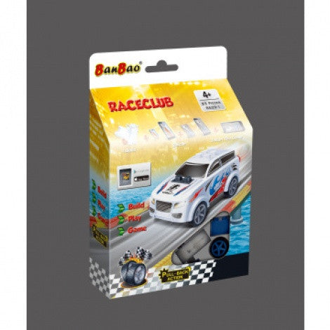 Race Club Moon Racer - 8629-1