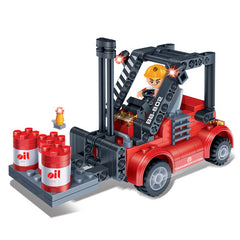Banbao Transportation Series Forklift - 8778