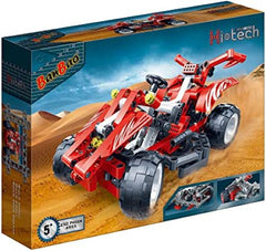 Hi Tech Racer Car Banbao Blocks 6955