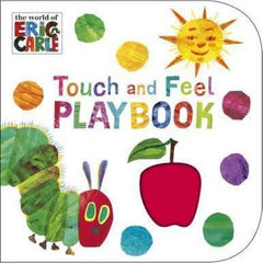 Very Hungry Caterpillar Touch and Feel Playbook