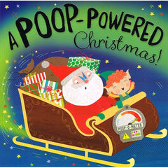 A Poop-Powered Christmas!