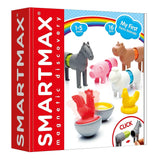 SmartMax Magnets Farm animals