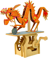 kidz-stuff-online - Moving Model Kit - ARToy the dragon on a cloud