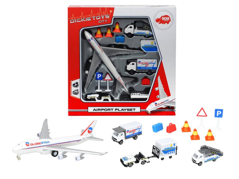 Airport Set Dickie Toys