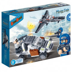 Mission Eagle Battle Truck and Plane - 6210