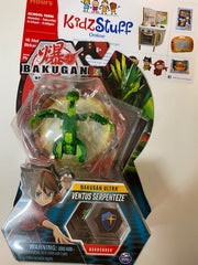 Bakugan Ultra Ventus Serpenteze figure