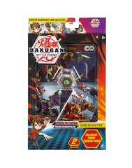 Bakugan Deluxe Battle Brawlers Card Collection with Jumbo Foil Maxotaur Ultra Card