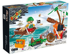 Invader Pirates Banbao blocks 8709