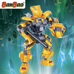 Ektas Beast Fighter 6311 Banbao