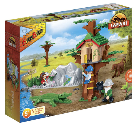 Banbao Safari Tree House 6656