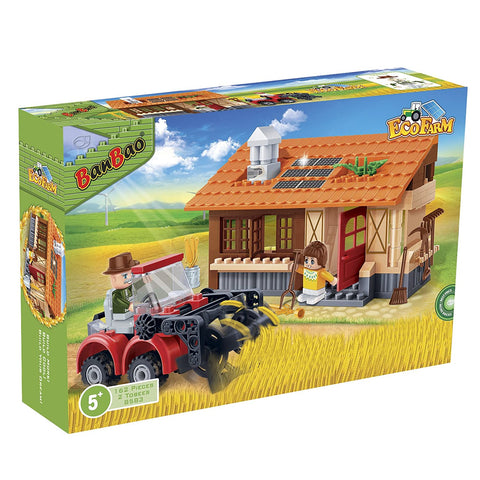 Country Side Eco Farm Tractor 8583