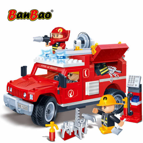 Banbao Fire and Rescue 8316